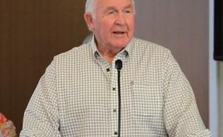 Farewell to Burt Wilson @ Husick's  6pm Thursday, Sept. 24