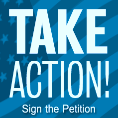 take action sign petition