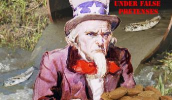 Feds Fund Delta Tunnels Under False Pretenses
