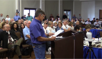 Delta Stewardship Council is flooded – with opposition